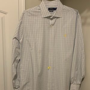 Polo Shirt Dry Cleaned Only